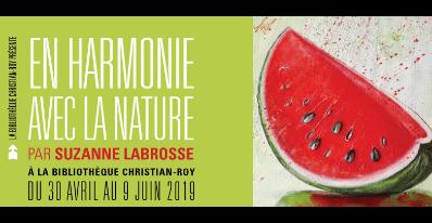 Vernissage de l'exposition En harmonie avec la nature