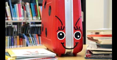 La valise à surprises