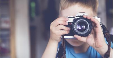 Les Journées de la culture | Atelier d'initiation à la photographie