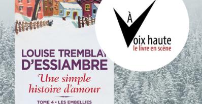 Extraits- Une simple histoire d'amour de Louise Tremblay-D'Essiambre