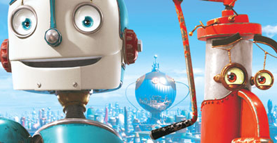 Projection de film : ROBOT