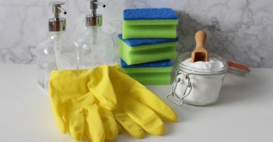 Produits nettoyants et d'entretien naturels