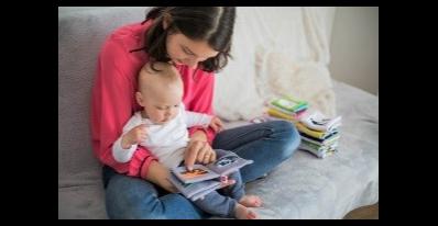 La lecture mon tout-petit et moi