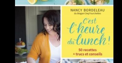 Les lunchs! Conférence de Nancy Bordeleau