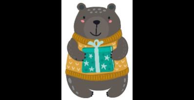 Le Noël des petits lecteurs - Destination Pôle Nord