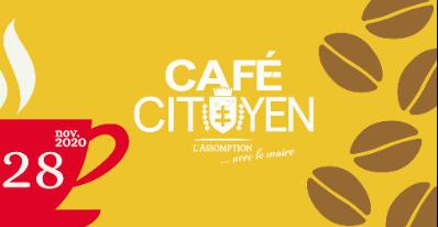 Café-citoyen virtuel avec le maire