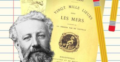 L'atelier de Jules Verne