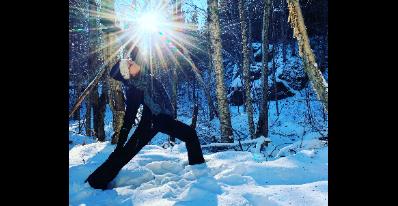 Yoga neige familial