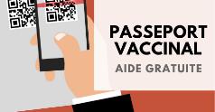 Soutien aux citoyens - passeport vaccinal