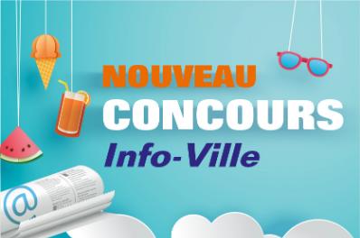 Rappel concours | Info-Ville
