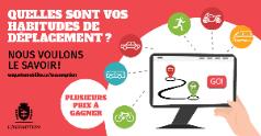 La Ville de L'Assomption lance une grande enquête web sur la mobilité