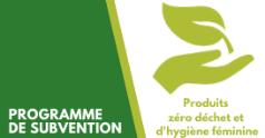 La Ville lance un nouveau programme de subvention pour l'achat de produits zéro déchet et d'hygiène féminine