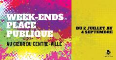 « Week-ends » place publique : un centre-ville animé cet été à L'Assomption!