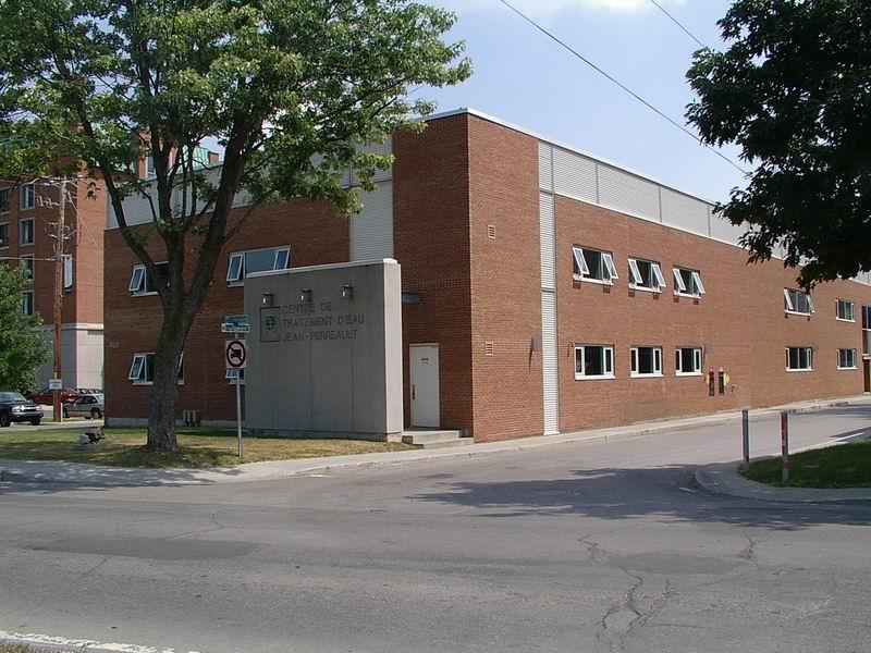 Centre de traitement Jean-Perreault